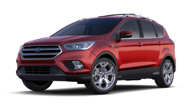 New 2019 Ford Escape Titanium SUV For Sale/Lease Feasterville